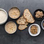 Gekeimtes Getreide in den BÖCKER Sauerteigpasten